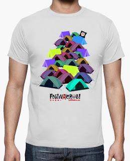 Camiseta Zona de tiendas Chico