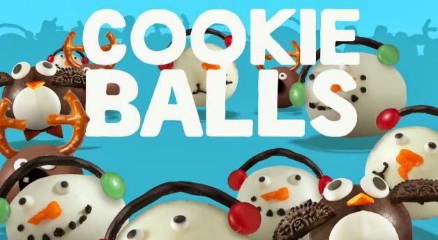 "The Oreo ""Cookie Balls"" Christmas Song Featuring JINX"