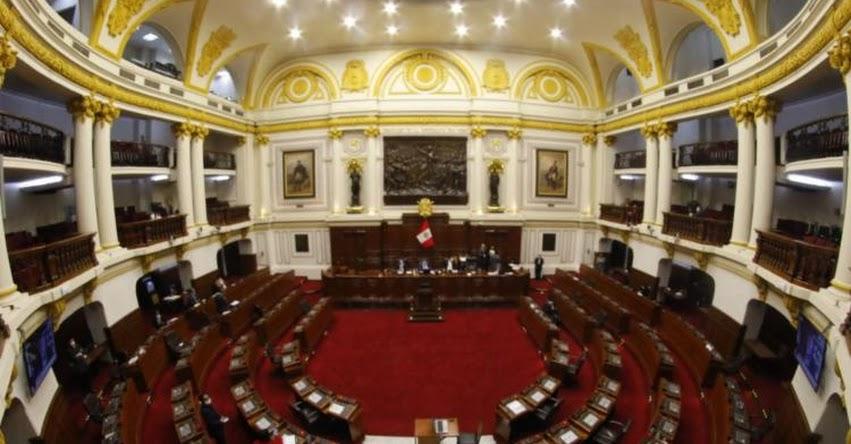Congreso convoca a pleno virtual para interpelación de Ministro de Educación, Martín Benavides