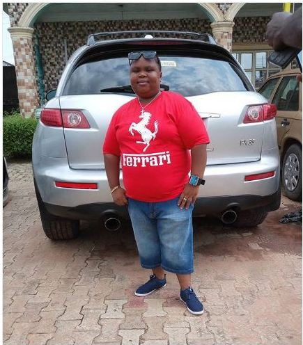 Big-Sized Young Nollywood Actor, Main Bossman, Is Dead!! (Photos,Video)
