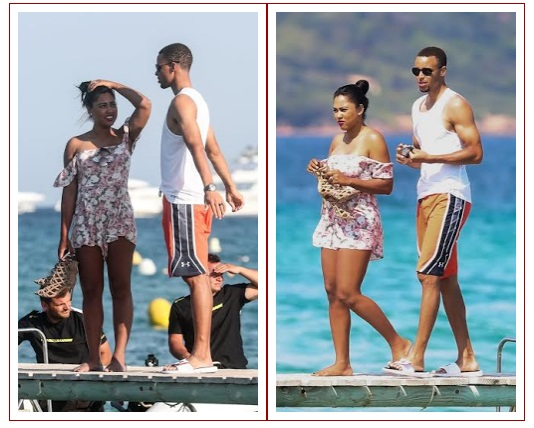 Nba star stephen curry and his wife ayesha celebrate their 5th stephen curry and his wife ayesha curry touched down in the south of france over the weekend the couple who are celebrating their 5th wedding junglespirit Choice Image