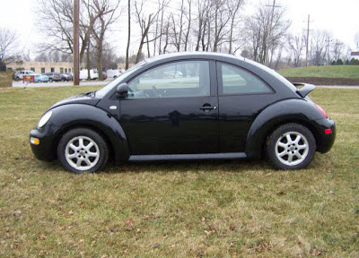 2000 VW New Beetle