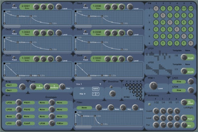 FEM 1 - VST Plugin Synth