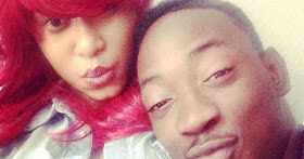 Cynthia Morgan stands with Dammy Krane over his arrest.. [See What She Wrote]