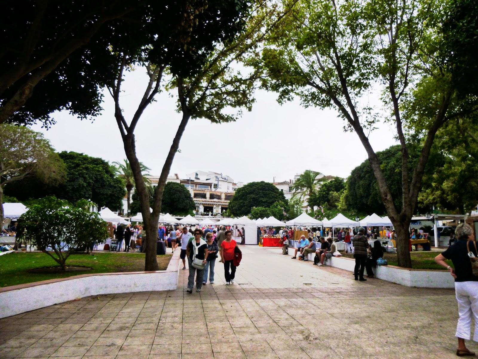 mijas market