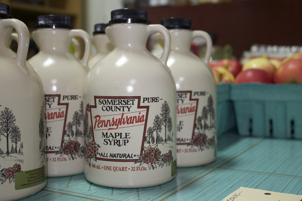 Pennsylvania Maple Syrup, Ohiopyle Attractions