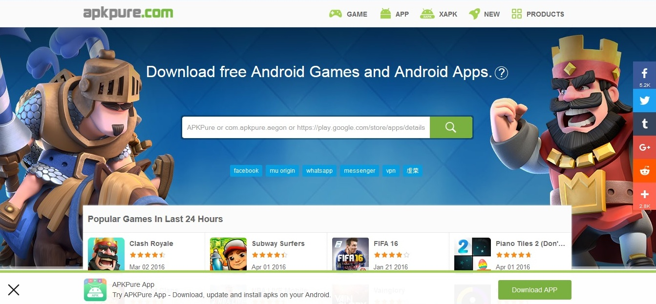 Download Apk Pure For Pc - iTechBlogs co