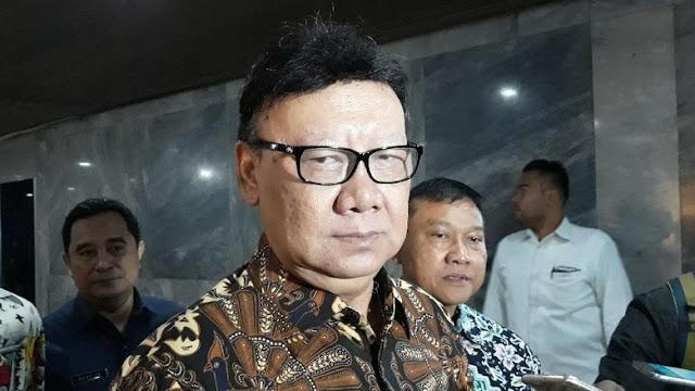 Diadukan Gerindra ke Ombudsman soal Pj Gubernur, Ini Kata Mendagri