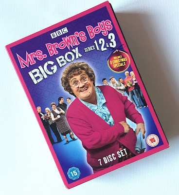 DVD, Mrs Browns Boys, series