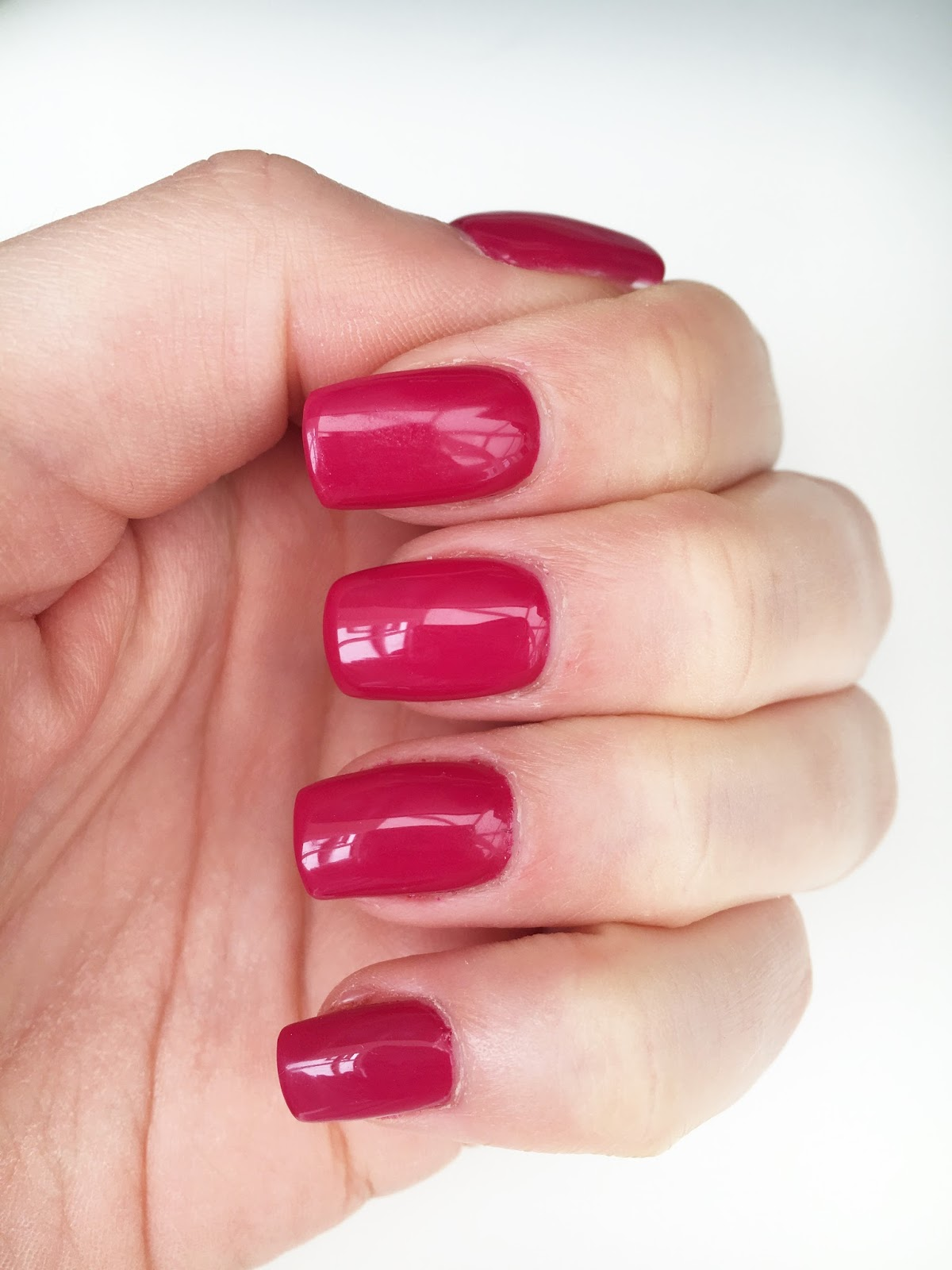Jessica Gel Nail Polish Colours - Creative Touch