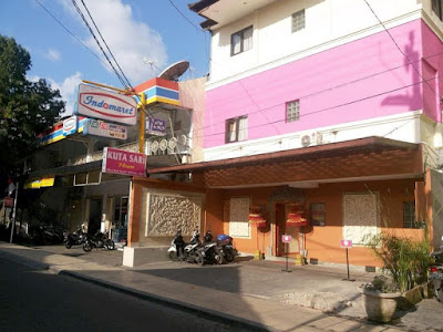 Hotel Murah Kuta Bali Backpacker