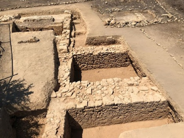 Completion of the 2018 excavations at Paphos-Toumballos in Cyprus