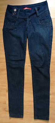 calça jeans Dango 40