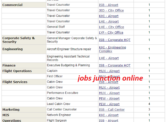 Air Blue Airline Jobs February 2019 For For Male & Female | Online Registration