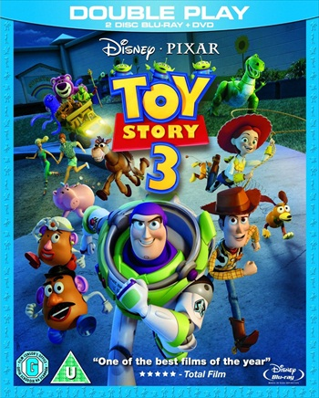 Toy Story 3 2010 Full Movie Dual Audio 350MB Download Free
