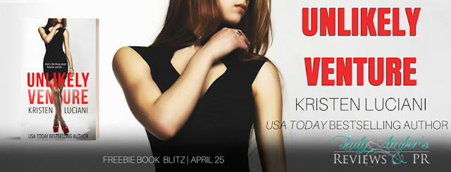 {Free Book Alert!} Unlikely Venture By Kristen Luciani
