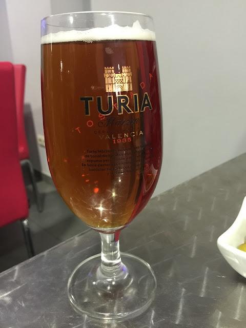 Swing bar cafetería - Cerveza Turia