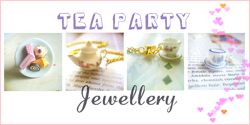 tea party jewellery
