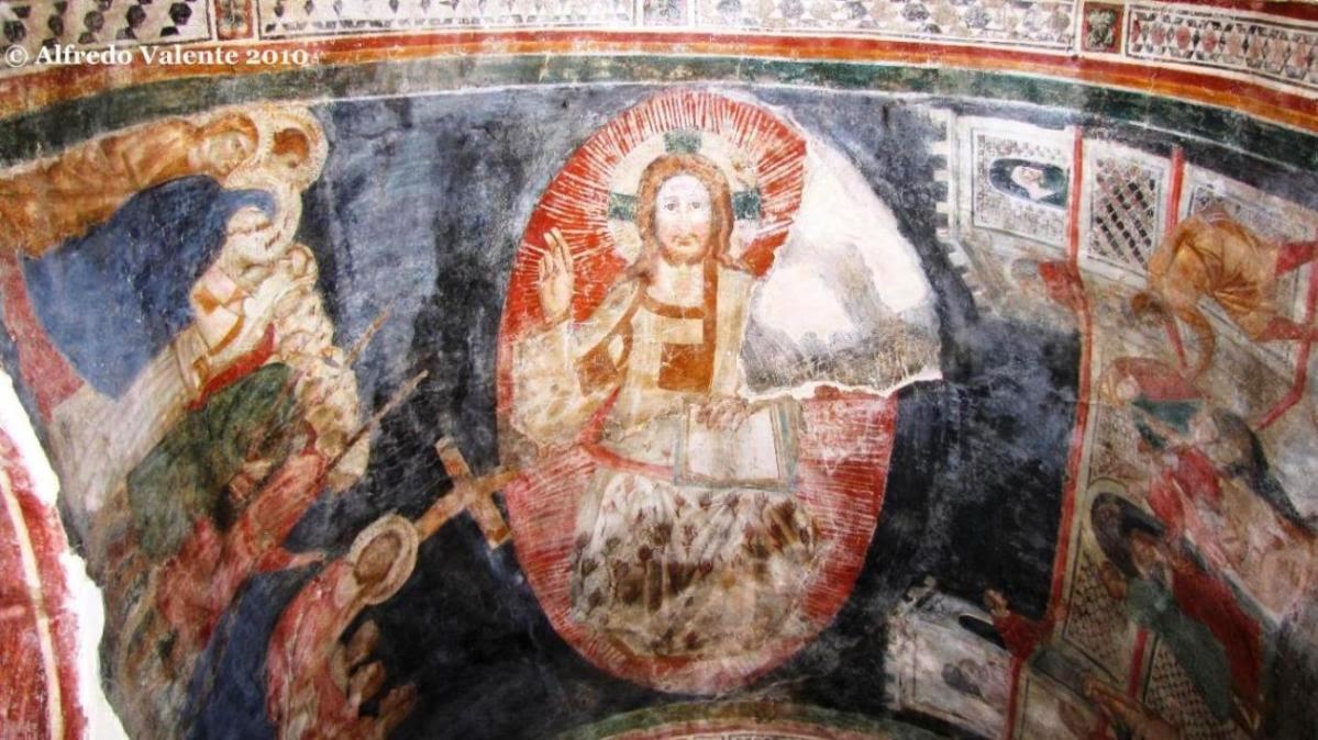 Salotto culturale stabia il battistero paleocristiano di for Sud arredi nocera superiore