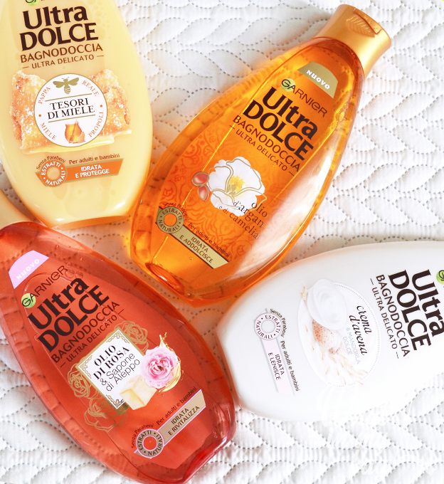 Talking about garnier ultra dolce a 360 what 39 s in my bag - Bagno doccia ultra dolce garnier ...