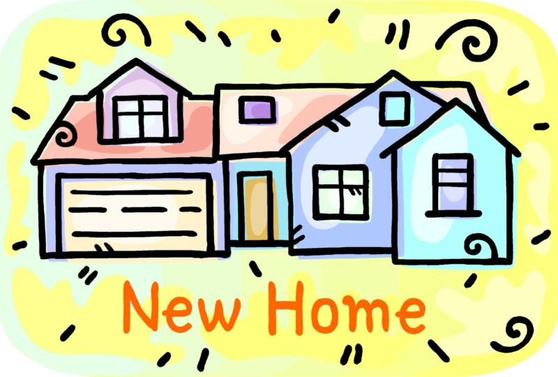 echoes of grace rh suesgracechoes blogspot com new home clipart images new home clipart free
