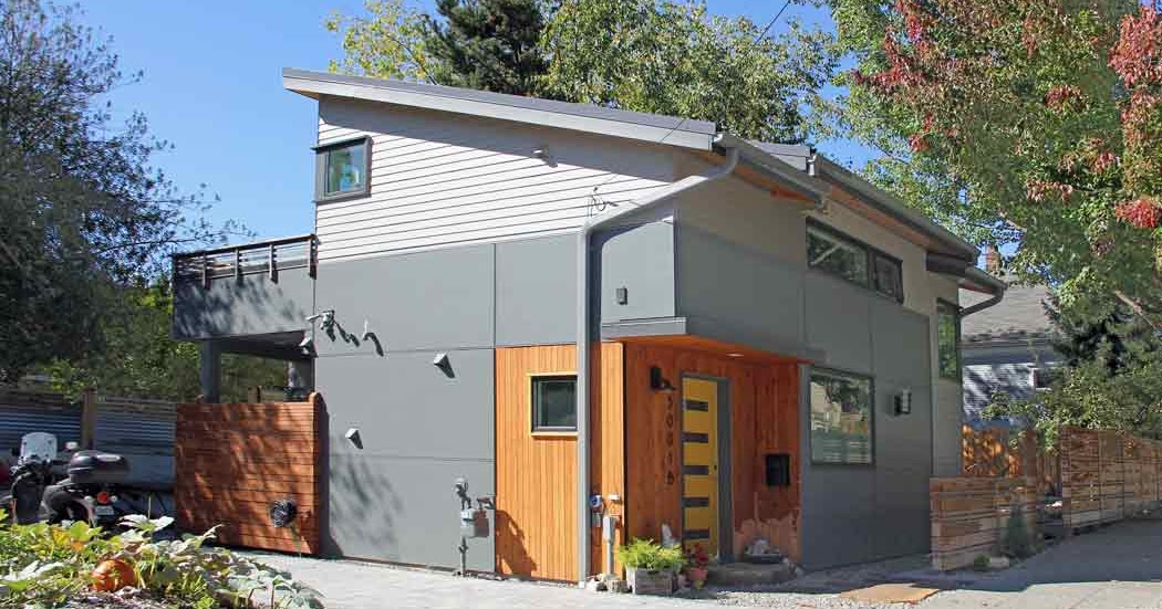 Seattle Backyard Cottage Ordinance : backyard cottage blog madison valley backyard cottage