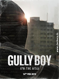 Gully Boy First Look Poster 1