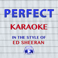 Perfect in the Style of Ed Sheeran