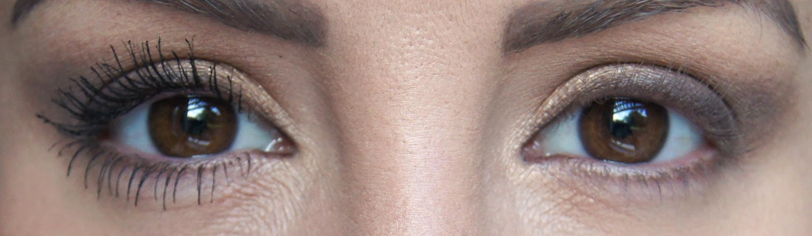 bourjois volume 1 seconde mascara review with and without before and after