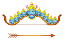 Happy Dussehra Wishes HD Images Status Greetings Messages Quotes SMS Wallpaper DP