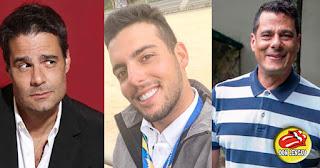 Hijo de Alejandro Andrade pone a Luis Chataing y Sergio Novelli como enchufados del régimen