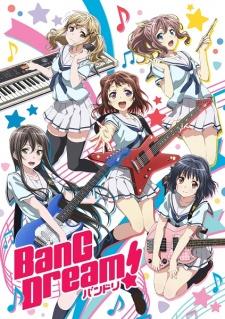 Xem Anime Nhóm Nhạc Của Những Ước Mơ -BanG Dream - Anime BanG Dream VietSub