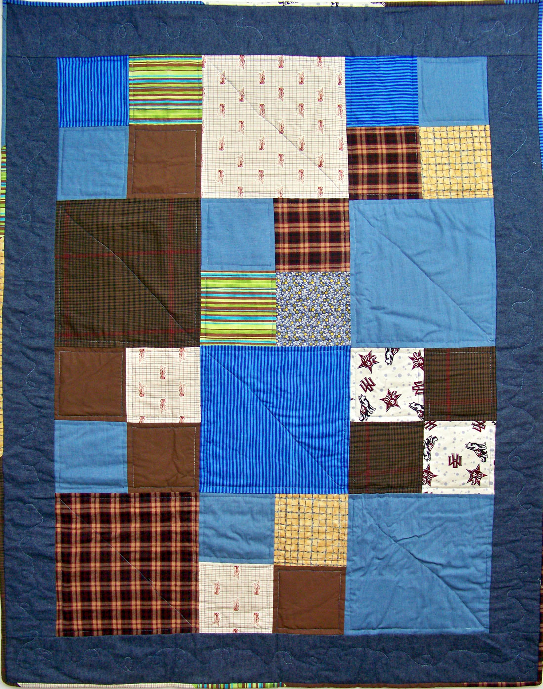 Tri County Quilt Guild The Boy And The Quilt