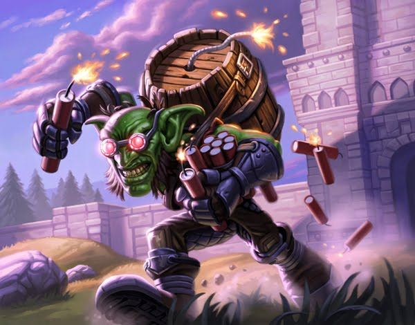 CROSS PLANES: Savage Worlds: Goblin Race for World of Warcraft [UPDATED]