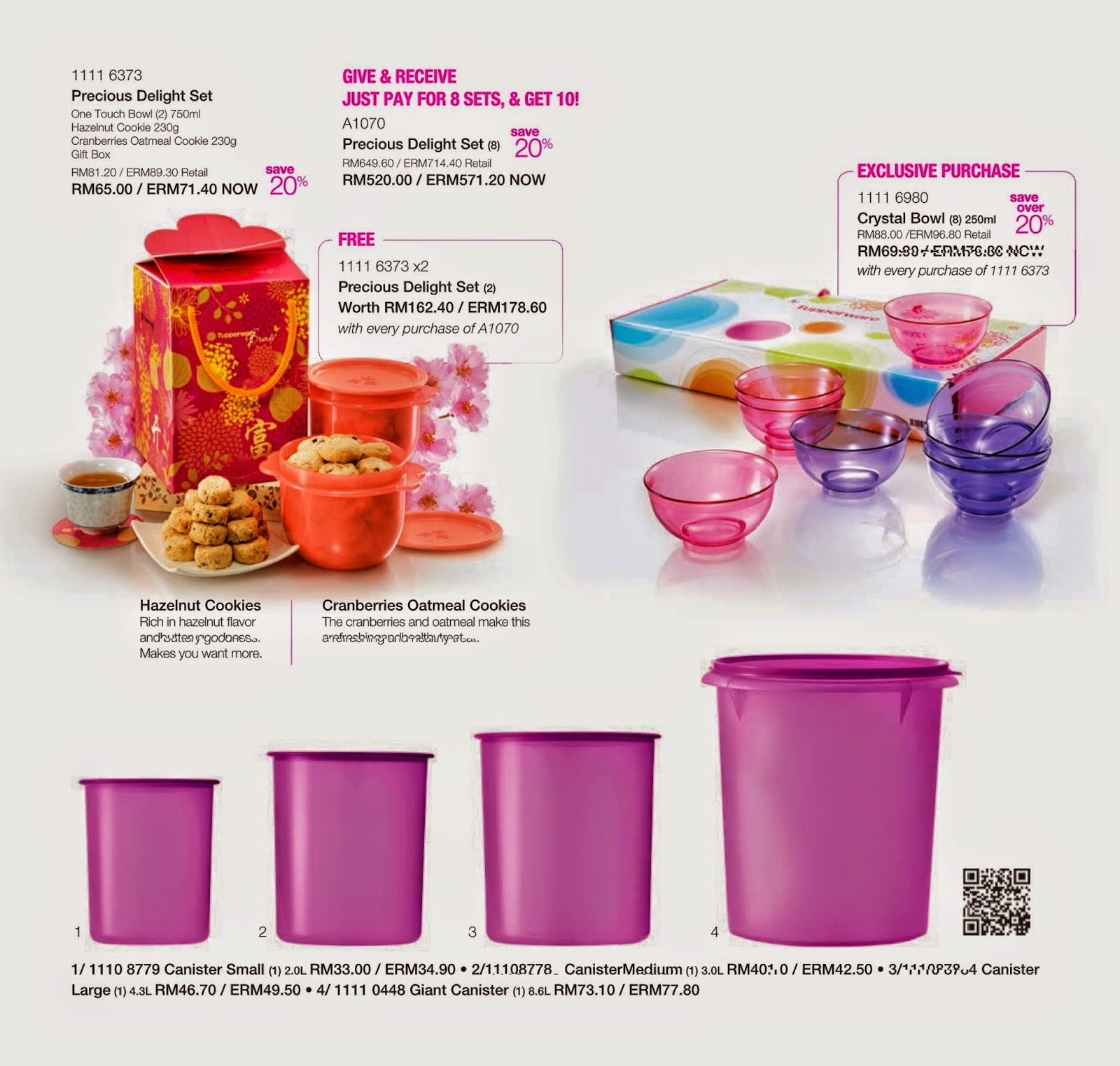 Tupperware New Catalog 2015