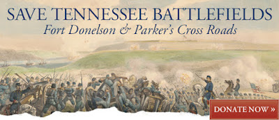 Save 63 Acres at Fort Donelson and Parker's Cross Roads