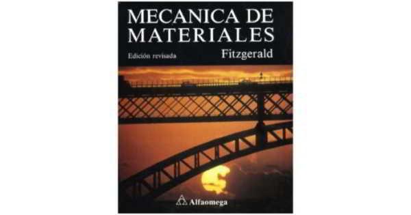 Mecánica de Materiales - Fitzgerald
