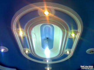 صور ديكورات سقف معلق , صور سقف معلق , جبس بورد