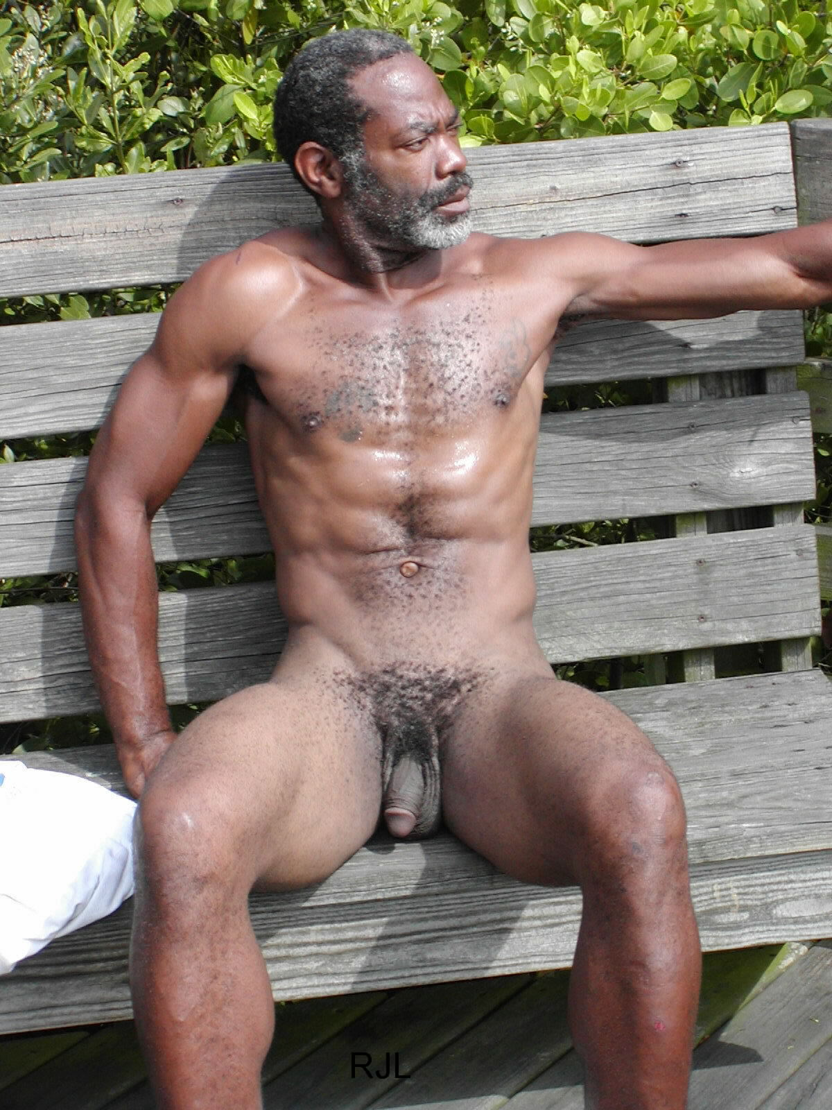Can discussed Senior black men with big cocks with