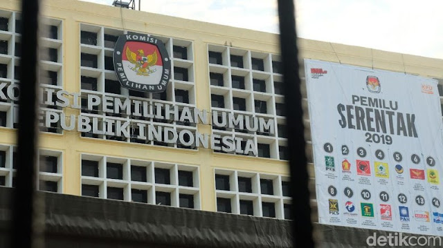 Situng KPU 80 Persen: Jokowi Unggul 16 Juta Suara dari Prabowo