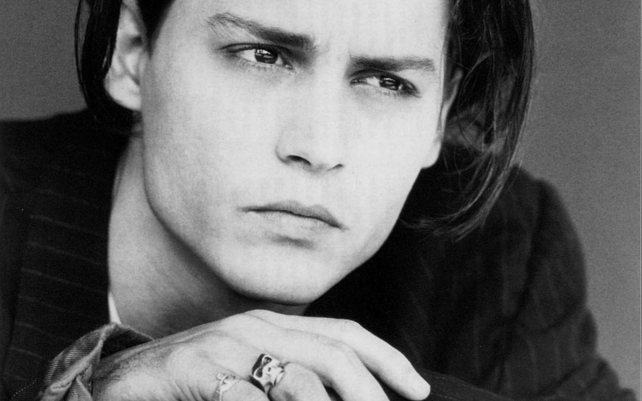 Johnny Depp At 40