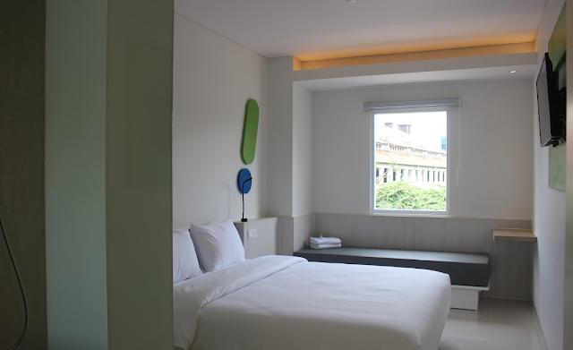 Kamar Hotel Pop Semarang