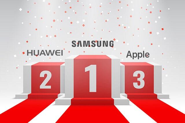 هواوي تتفوق على أبل وتصبح ثاني أكبر علامة تجارية للهواتف الذكية في الربع الأول من عام 2019