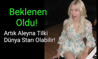 Aleyna Tilki fotoğrafları