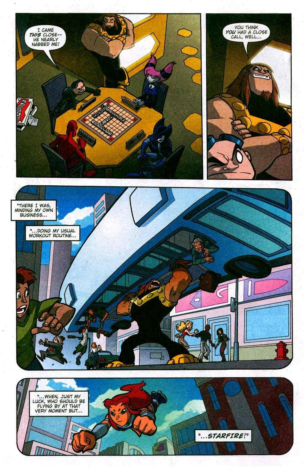 Teen Titans Go Comic Book Series Teen Titans Go Issue -5530