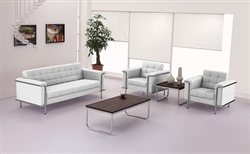 White Lobby Furniture