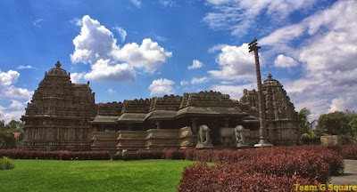 Hoysala Temple Belavadi