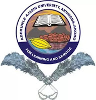 AAUA 2017/2018 Postgraduate Programme in Theology Admission Form Out