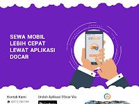 Cara Mudah Rental Mobil Online Menggunakan Aplikasi DOcar