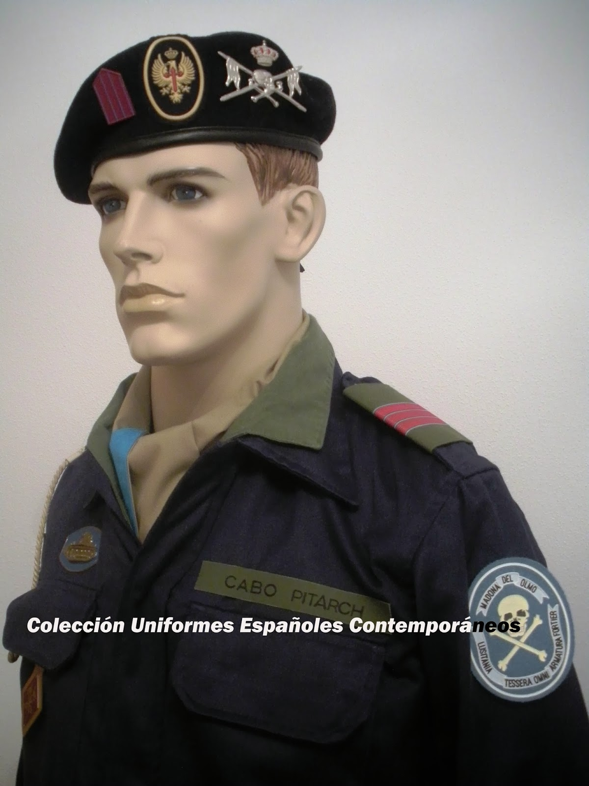 Uniformes españoles contemporáneos del ejército español  septiembre 2013 b7be7d2de7e